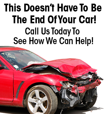 Call Us Today for Quality Auto Body Repairs